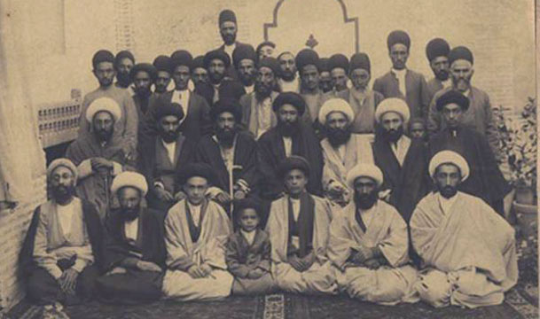 Image result for علمای مشروطه
